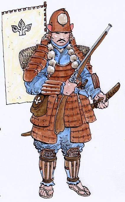 illustrazioni - samurai
