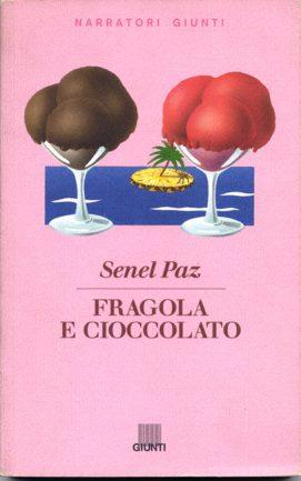 illustrazioni - fragola e cioccolato