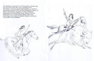 illustrazioni - nativi americani