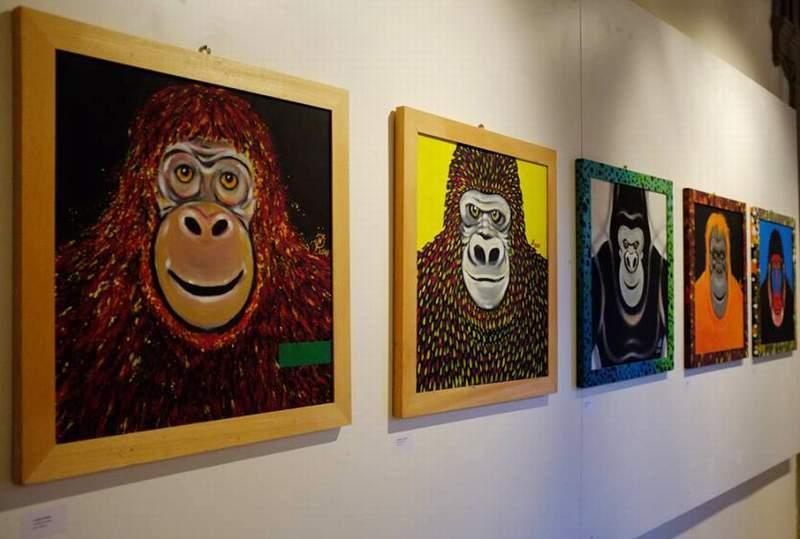 esposizione - Maidoff Gallery