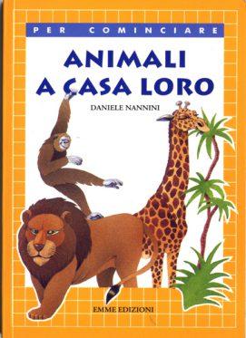 libri - animali a casa loro