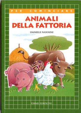 libri - animali della fattoria