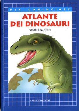 libri - atlante dei dinosauri
