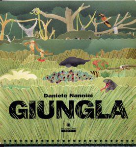 libri - giungla