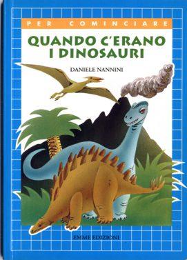 libri - quando c'erano i dinosauri