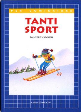 libri - tanti sport