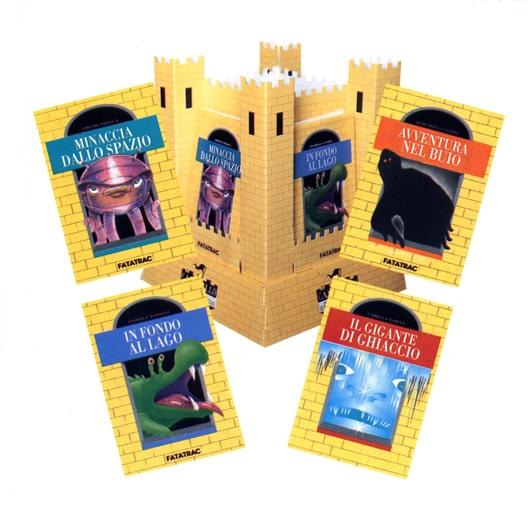 libri gioco - castello
