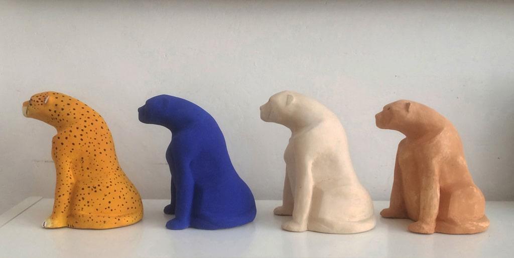ceramiche - felini