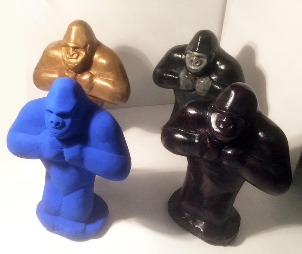 ceramiche - gorilla