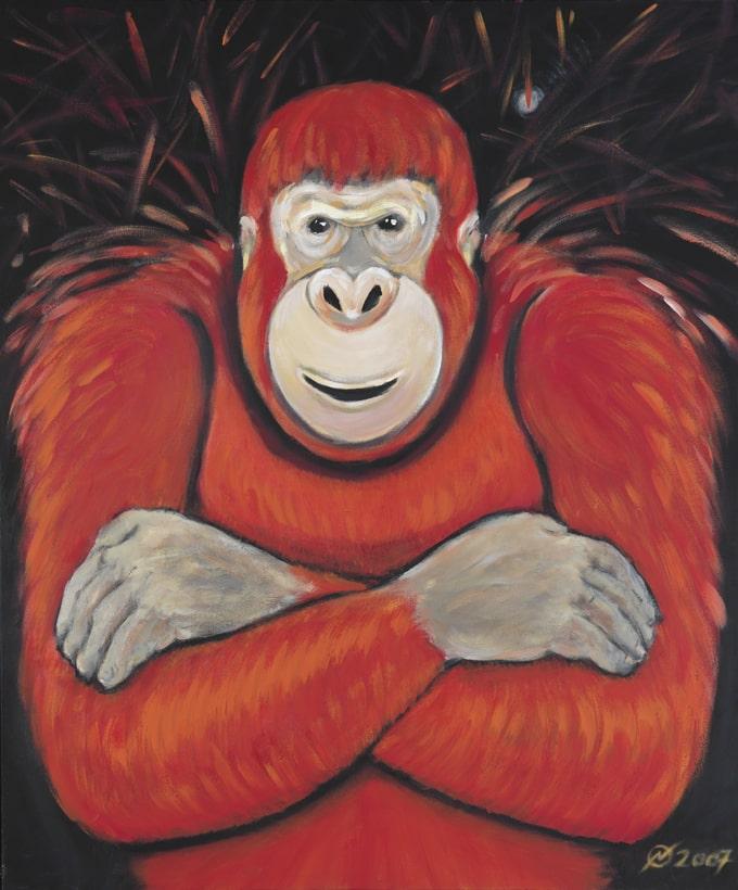 pitture - orango