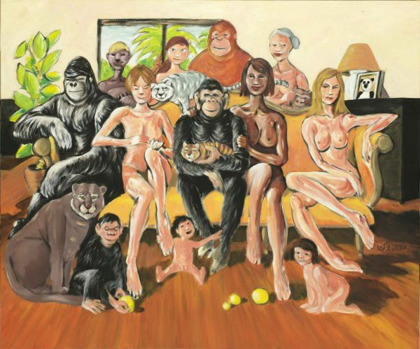 pitture - gruppo di famiglia