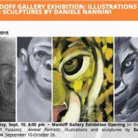 esposizione - maidoff gallery invito