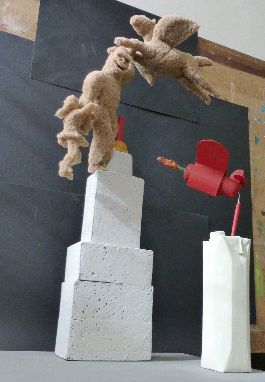 sculture - king kong pegaso