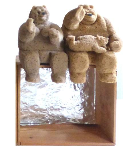 sculture - orsi