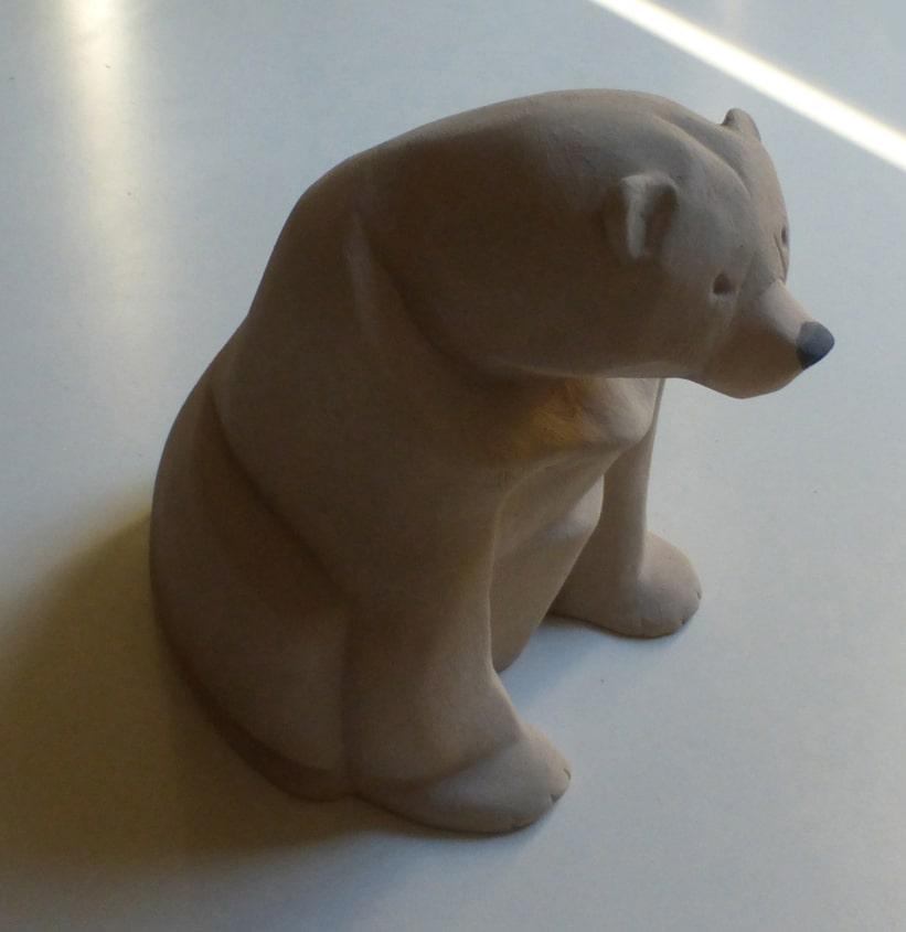 ceramiche - orso