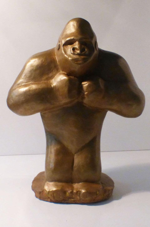 ceramiche - gorilla oscar