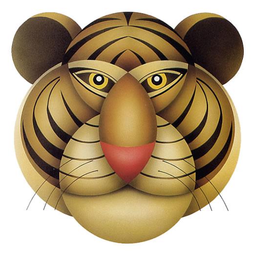compasses zoo - tigre