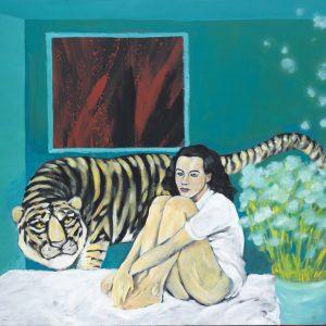 pitture - timidezza della tigre